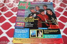 HITKRANT # 47 1990 NEW KIDS ON THE BLOCK AC DC ANTHRAX WHITNEY HOUSTON