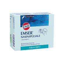 EMSER Nasenspülsalz physiologisch Btl. 20St PZN 02579659
