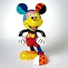 Delightful Disney ~ MICKEY MOUSE ~ Figurine By ROMERO BRITTO ~ Gorgeous Gift ~