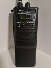 New ListingMidland ProSport Xl Portable Cb Radio 7 Watt 40 Channel 75-784 belt clip