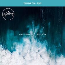 HILLSONG WORSHIP OPEN HEAVEN RIVER WILD CD AND DVD NEU SET