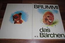 Dominique -- BRUMMI das BÄRCHEN // Kunstanstalt Schwager+Stein. 1974