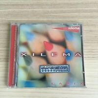 Xilema - Lapix - CD Album - 2001 Sony - fuori catalogo - Franz Di Cioccio