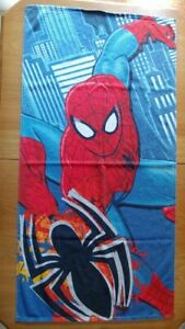 "Marvel Ultimate Spiderman Beach Bath Towel - 52"" x 26"""