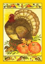 Toland Home Garden Regal Turkey 28 x 40-Inch Decorative Usa-Produced House Flag