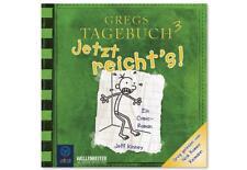 Gregs Tagebuch 03 - Jetzt reicht's! von Jeff Kinney (2009, Hörspiel)