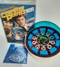 New ListingAntique Vtg 70's Computer Perfection Electronic Tabletop Game In Box