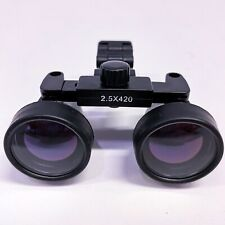 Gl4 25 X 420mm Loupe Surgical Magnifier For Clinic Dental Dentist Medical Case