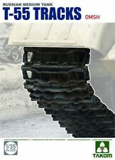 Takom 1:35 Russain Medium Tank T-55 Track OMSH Individual Links Detail Set #2092