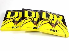 DR Guitar Strings Electric DDT 3 Pack Drop Down Tuning 10-46
