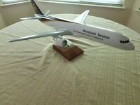 Vintage Executive Display Model UPS Boeing 757 1/72 Scale PRICE REDUCED!!