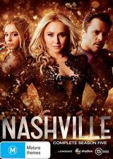 NASHVILLE Season 5 : NEW DVD