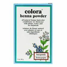 Colora Henna Powder All Natural Hair Color 60g Burgundy