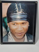Usher  Raymond  Signed Autographed 8x10 Picture Photo COA