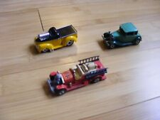 Hot Wheel Old Number 5, MATCHBOX MODEL A FORD, MOTORSPORT AUTHENTIC YELLOW TRUCK