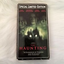 The Haunting (VHS, 2000, Special Limited Edition) Liam Neeson, Owen Wilson