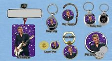 BRYAN ADAMS KEYRING FRIDGE MAGNET PURSE BOTTLE OPENER TROLLEY MEMORABILIA