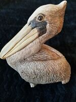 Vintage Classic Critters 1984 Pelican Statue Collectible Display EXC Condition!