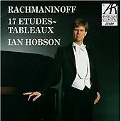 Seventeen Etudes - Tableaux - Sergey Rachmaninov Audio CD