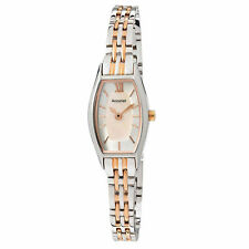 Accurist Oval Wristwatches with 12-Hour Dial