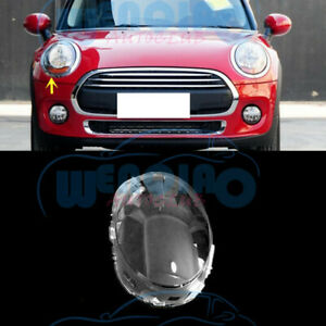 High Quality Right Side Headlight Clean Cover PC+Glue For Mini 2014-2020