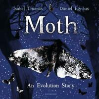 Moth by Thomas, Isabel, NEW Book, FREE & FAST Delivery, (Paperback)
