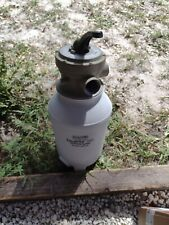 GAME SandPro 35d Above Ground Pool Pump and Sand Filter tank assembly only SHOWN