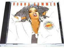 cd-album, Donna Summer  - The Summer Collection, 10 Tracks