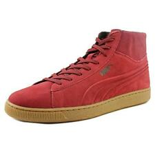 PUMA Suede Mid Emboss Men's Size 14 US Rio Red BMX DC Shoes SNEAKERS