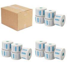 FULL BOX NECK STRIP Rolls Disposable Elastic Paper Collar Barber Shop Salon x 20