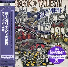 DEEP PURPLE Book Of Taliesyn (1968) Japan Mini LP K2HD CD VICP-64303 NEW!!! ss