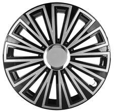 "4x15"" Wheel trims wheel covers for Ford Transit Custom 15"" black-silver"
