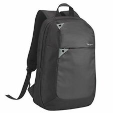 Targus Intellect Laptop Computer Backpack 15.6 inch Black/Grey