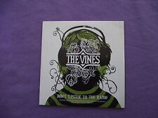 The Vines - Don't Listen To The Radio. Promo CD Single