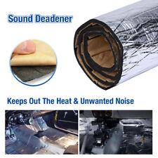 Sound Deadener Material Heat Shield Insulation Noise Proofing Dampener 60''x40''