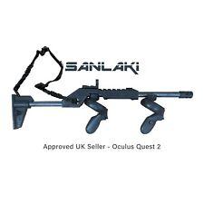 Sanlaki VR Rifle Gunstock + Sling - for Quest 2,1,Rift S - ID-O04