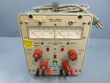 1 Used Power Designs Inc TW5005T Twin Power Supply 105-125V