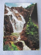 1987 Baron Falls Waterfalls - Cairns North Queensland, posted Cairns