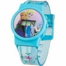 """Childrens Watches Frozen Singing """"Let it Go"""" LCD Watch FROZ32"""