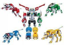 "2017 16"" VOLTRON COMPLETE SET OF 5 Legendary Defender Combinable Lion Combiner"