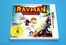 Nintendo 3DS - Rayman Origins - Komplett in OVP