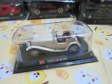 delPrado - Scale 1/43 - Jaguar Ss-100 - Mini Toy Car - A18