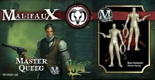 WYRD MALIFAUX WYR20128 MASTER QUEEG GUILD (1 OF) ( MINIATURES, TABLE TOP GAMING)