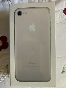 Apple iPhone 7 - 32GB - Silver (Unlocked) A1660 (CDMA   GSM) sealed