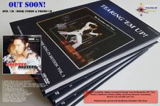 Elvis Presley - TEARING 'EM UP - new VENUS release Book / CD / DVD & promo CD