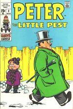 Peter The Little Pest #3 Very Good, Marvel Comics 1970