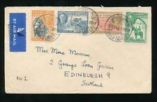 Colony George VI (1936-1952) British Air Mails Stamps