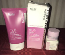 STRIVECTIN Multi Action Melting Cleanser 4oz & Blue Rescue Clay Renewal Mask .69
