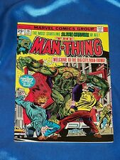MAN-THING # 19, July 1975, By Steve Gerber & Jim Mooney, FINE -VF Condition