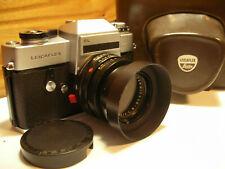 Leitz LEICAFLEX SL - SUMMICRON - R 50mm 2